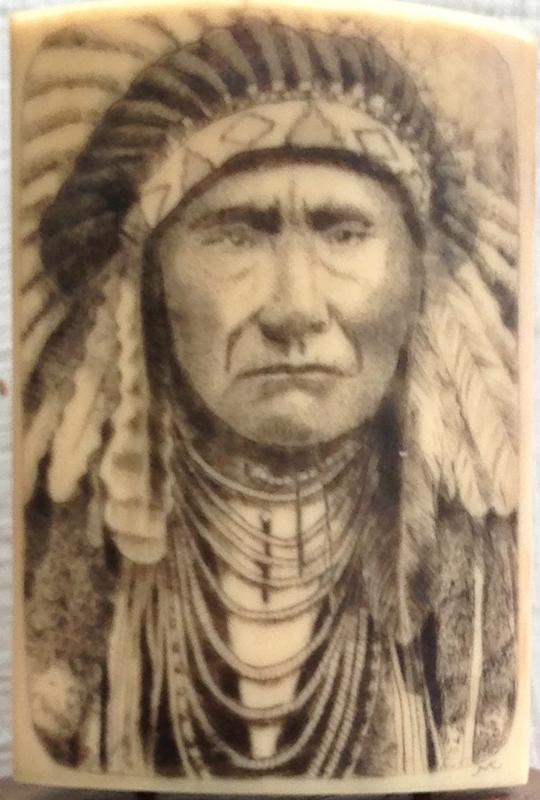 Chief Joseph -L